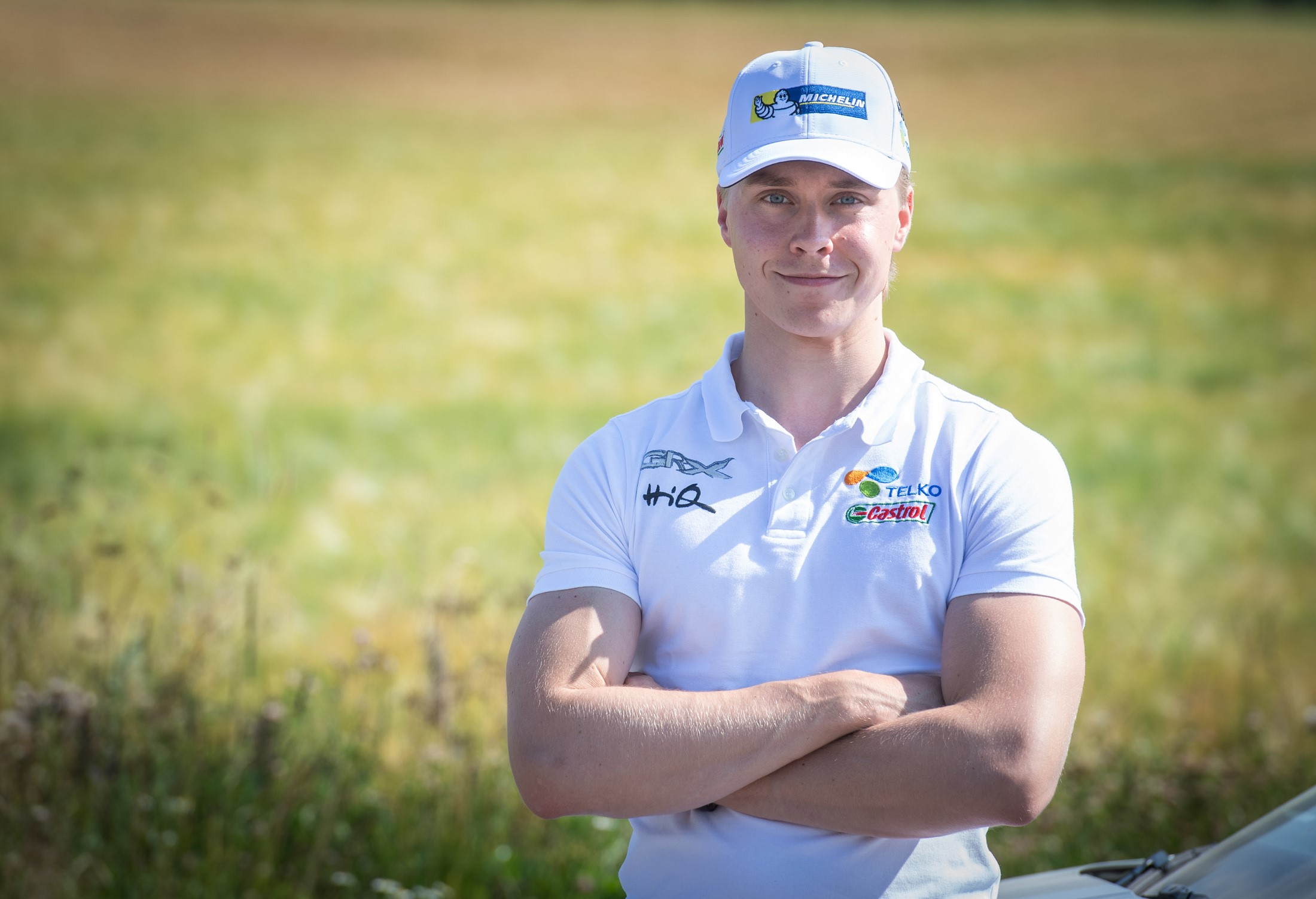 Emil Lindholm Rally Adriatico