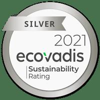 EcoVadis Silver 2021