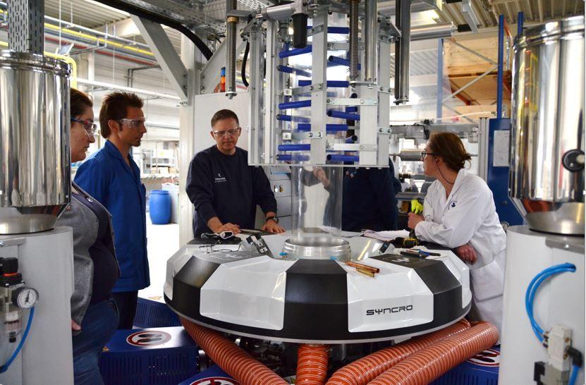 Telko - Muovien ekstruusiossa ja ruiskupuristuksessa tarvittavat puhdistusaineet -ladattava 2018