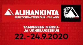 Alihankinta 2020 exhibition