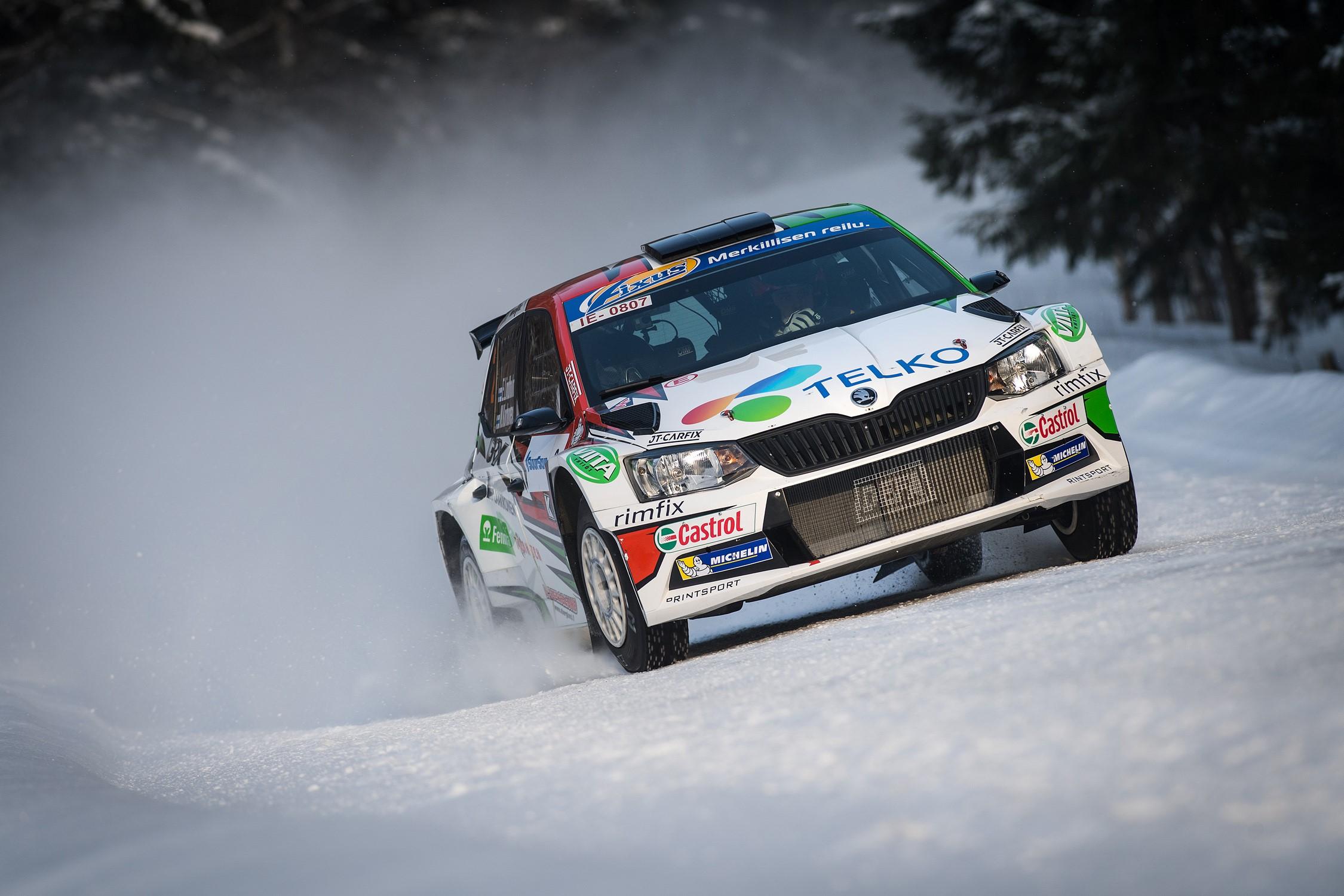 Emil Lindholm Telko Vaakuna-ralli 2018.jpg