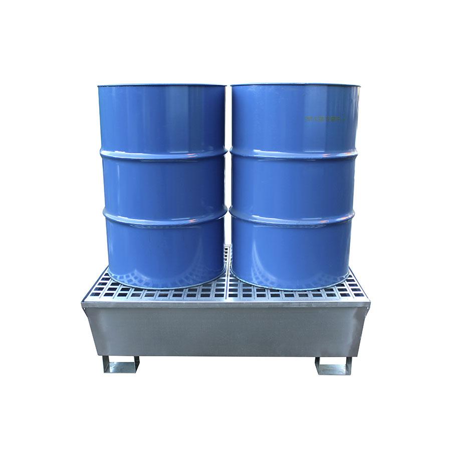 Steel Spill Pallet 2 Drums -GSP2D (4)_900x900
