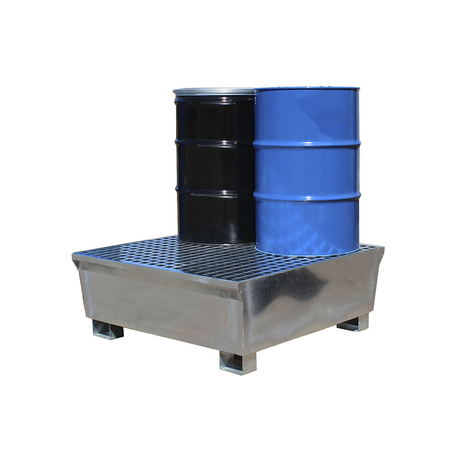 Terasallas 4 tynnyrille_Spill pallet 4 drums_GSP4D_900x900